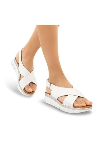 Muya Sandalet Beyaz